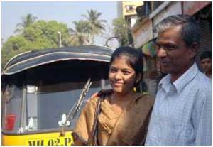 Prema - Auto Driver's Daughter in Mumbai